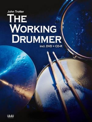 The Working Drummer (with CD and DVD)