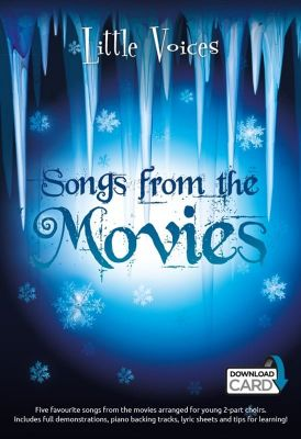 Little Voices - Songs From The Movies (Book with download card)