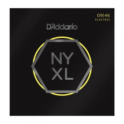 D'Addario NYXL0946 09-46 Nickel Wound Electric Guitar Strings