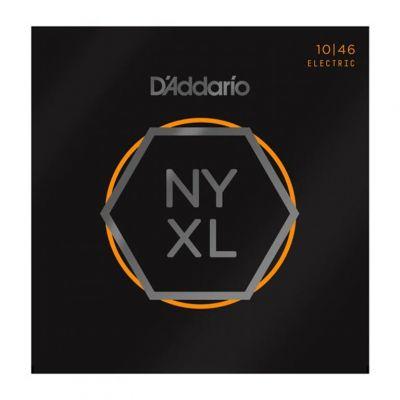 D'Addario NYXL1046 10-46 Nickel Wound Electric Guitar Strings