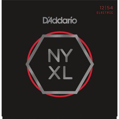 D'Addario NYXL1254 12-54 Nickel Wound Electric Guitar Strings