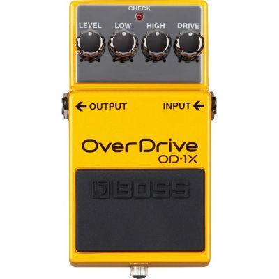Boss OD1X Overdrive Pedal