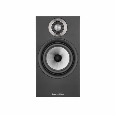 Bowers and Wilkins 607 S2 Anniversary Edition Speakers-Black