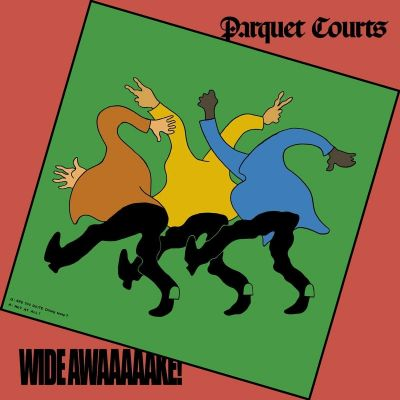 Parquet Courts - Wide Awake - CD