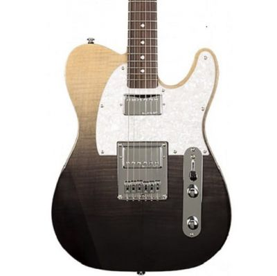 Michael Kelly 53DB Electric Guitar - Partial Eclipse