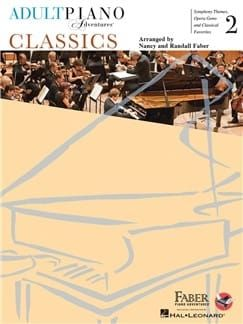 ADULT PIANO ADVENTURES CLASSICS 2