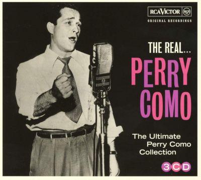 PERRY COMO - The Real Perry Como - 3CD