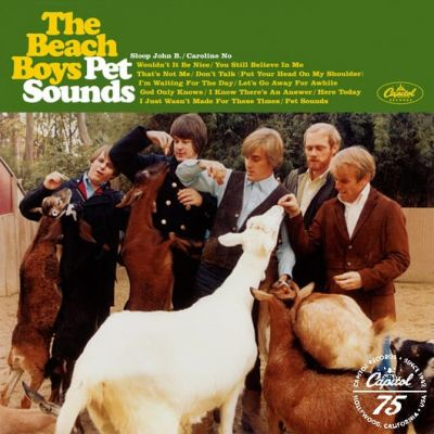 Beach Boys - Pet Sounds Stereo (50th Anniversary Edition)