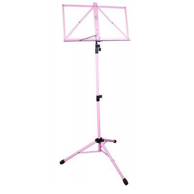 TGI Music Stand inc Bag, Pink