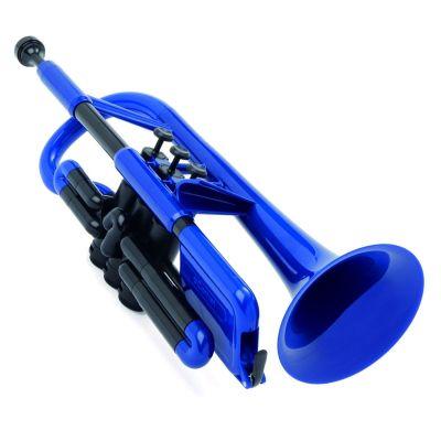 Pcornet plastic cornet, blue