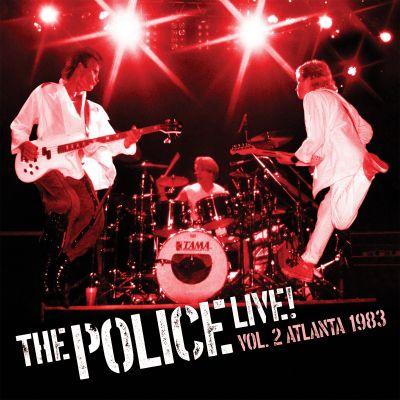 POLICE - LIVE VOL 2 ATALANTA 1983 - RSD 2021 - DROP 1