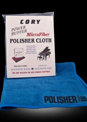 Fletcher and Newman Cory Piano Polisher Cloth