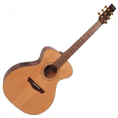 Vintage VE2000 Gordon Giltrap Signature Guitar 6 String