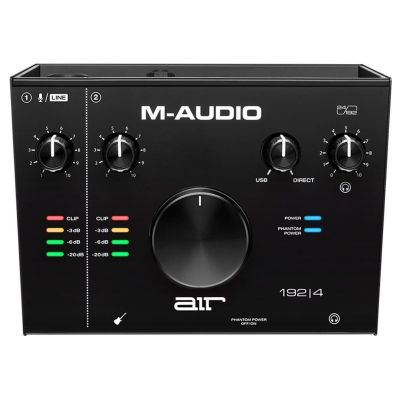 M Audio AIR192X4 Audio Interface