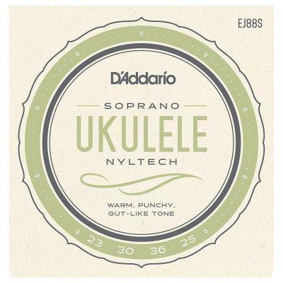 D'Addario Nyltech Ukulele Strings, Soprano