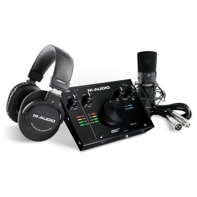 M Audio AIR192X4 Vocal Studio Pro Pack