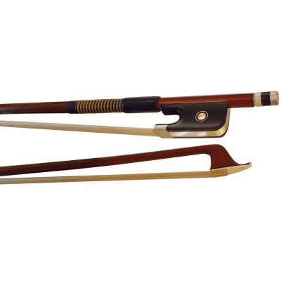 Hidersine Cello Bow - Brazilwood Octagonal Full Size