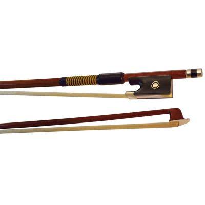 Hidersine Violin Bow - Brazilwood Octagonal Full Size