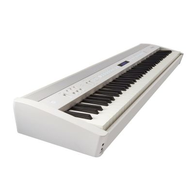 Roland FP60BK Portable Piano, White