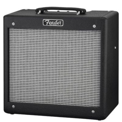 Fender Pro Junior III Amplifier, Black EX DISPLAY