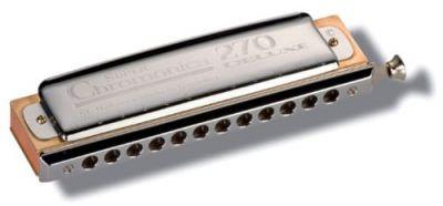 Hohner Super Chromonica C Deluxe C