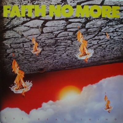 Faith No More - Real Thing (Green Vinyl) 12 LP