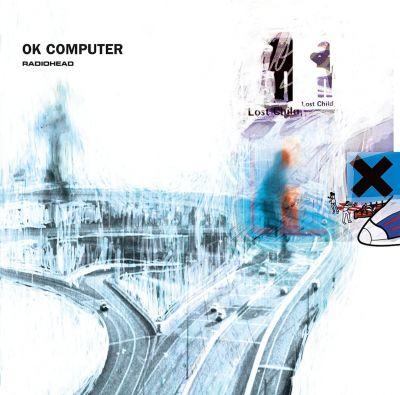 RADIOHEAD - OK COMPUTER - 2LP VINYL