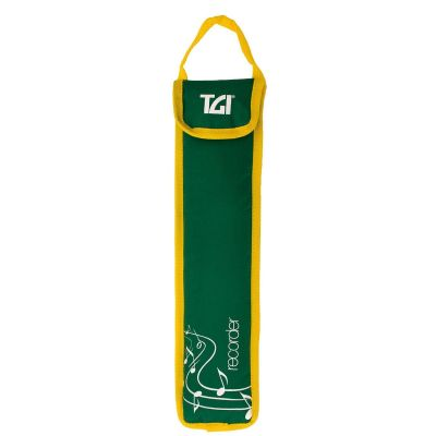 TGI Recorder Bag, Green