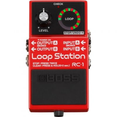 Boss RC1 Looper Compact Pedal