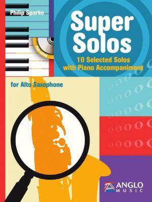 Super Solos Alto Saxophone and CD