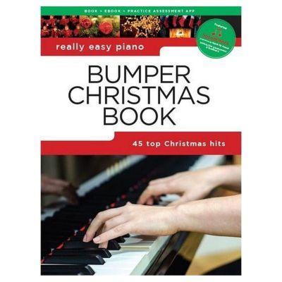 Really Easy Piano Bumper Christmas Book (plus Soundcheck + e-book)