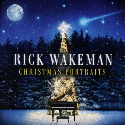 RICK WAKEMAN - CHRISTMAS PORTRAITS