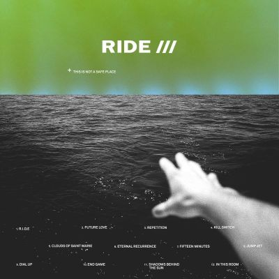 Ride - This Is Not A Safe Place - VINYL