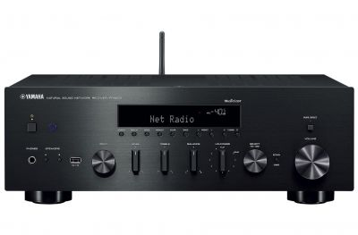 Yamaha RN602 Musiccast Network Receiver Black