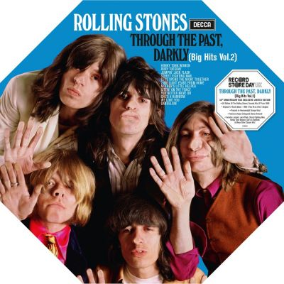 Rolling Stones - Through The Past Darkly (Big Hits Vol 2) (RSD19)