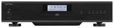 Rotel CD14 Stereo CD Player, Black