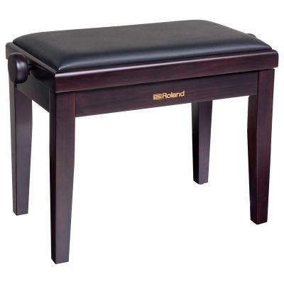 Roland RPB-200RW Piano Bench, Rosewood, vinyl seat