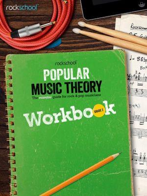 Rockschool Popular Music Theory Workbook - Grade 2