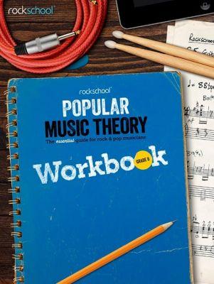 Rockschool Popular Music Theory Workbook - Grade 6