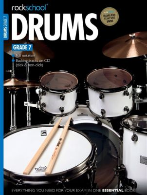 Rockschool Drums Grade 7 2012-2018