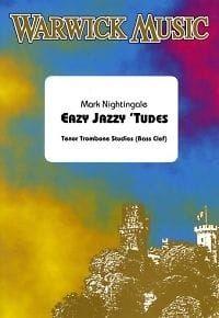 EASY JAZZY 'TUDES TENOR TROMBONE STUDIES BC