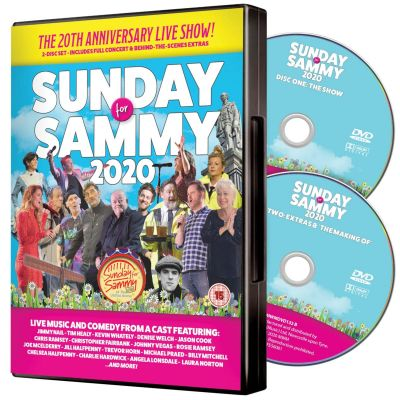 Sunday for Sammy DVD 2020 (DVD)