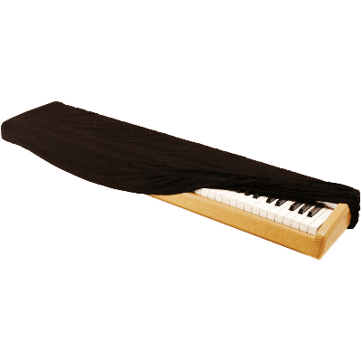On Stage 88-Key Keyboard Dust Cover, Black