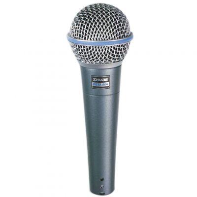 Shure Beta58a Premium Vocal Microphone