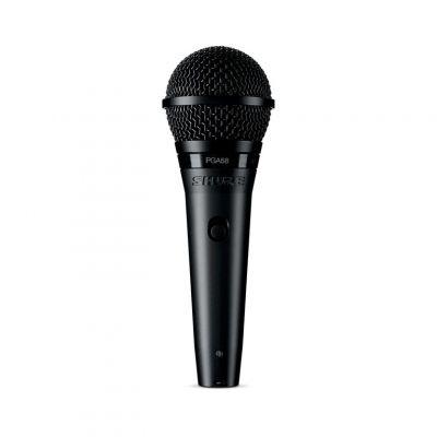 Shure PGA58 Vocal Handheld Microphone XLR XLR Cable