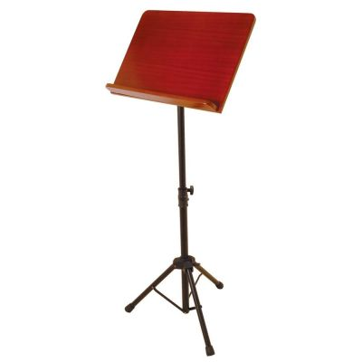 On Stage Wooden Conductor Stand