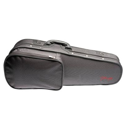 Stagg 21 Soprano Ukulele Softcase, Black