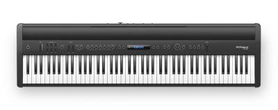 Roland FP60BK Portable Piano, Black