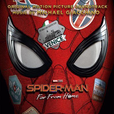 Original Soundtrack - Michael Giacchino Spider-Man, Far From Home - Vinyl