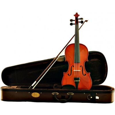 Stentor Student Standard Violin Outfit, 4/4 Size (1018A)